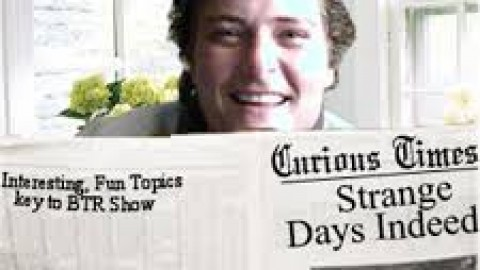 Guest on Curious Times