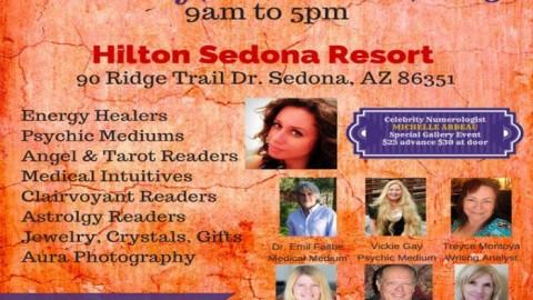 Sedona Psychic Fair