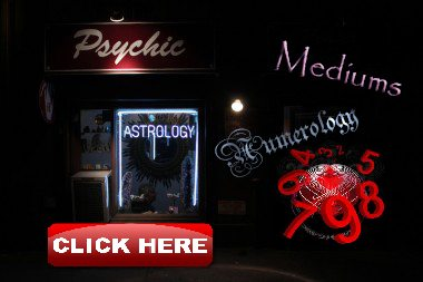 Psychic Websites