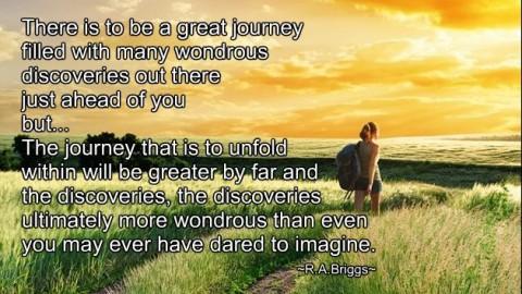 ~ The Inner Journey ~