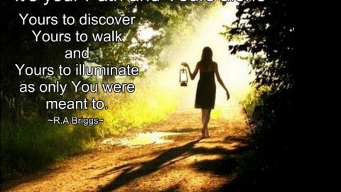 ~ Discover Your Path And Shine Your Own Unique Light ~