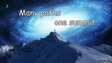 Many Paths, One Summit