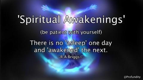 "~ ""Awakening"" ~ It's truly an evolving process…"